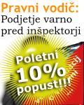 Poseben 10% poletni popust!!!