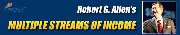 Robert G. Allen - Multiple streams of income