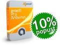 Avast PRO 5.00 - 10% POPUST!!!
