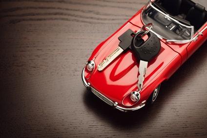 Prodaja avtomobila - postopek