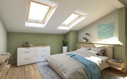 Kako urediti stanovanje v mansardi tudi s pravnega vidika?