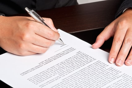 Sprememba pogodbe o zaposlitvi