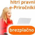 Hitri pravni e-Priročniki - s klikom tu BREZPLAČNO