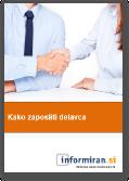 Brezplačni priročnik: Kako zaposliti delavca