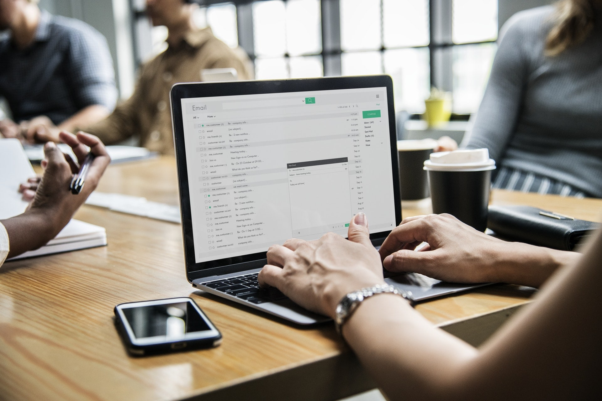 Pošiljanje mailingov po GDPR
