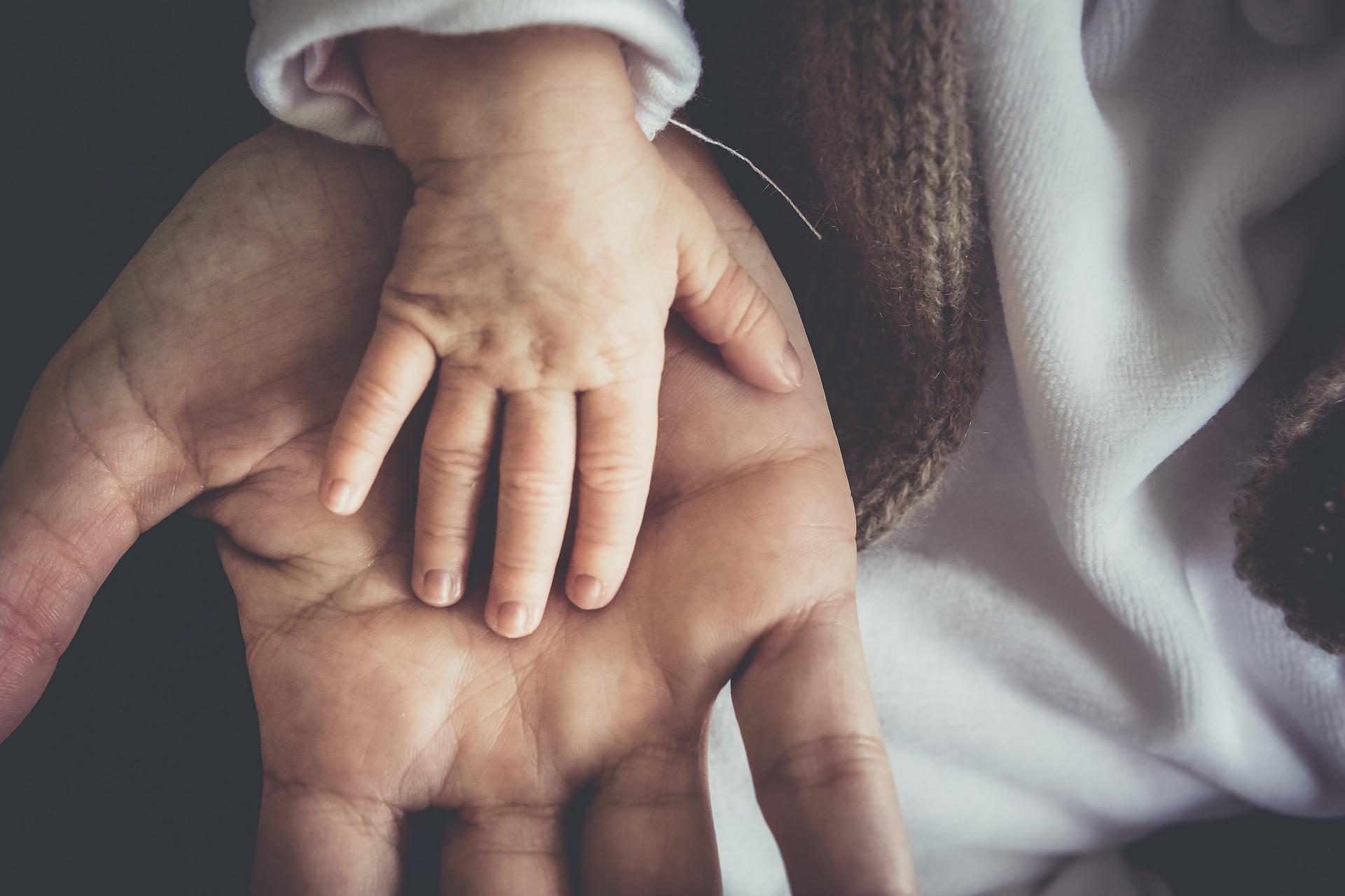 Preživljanje otrok po smrti starša