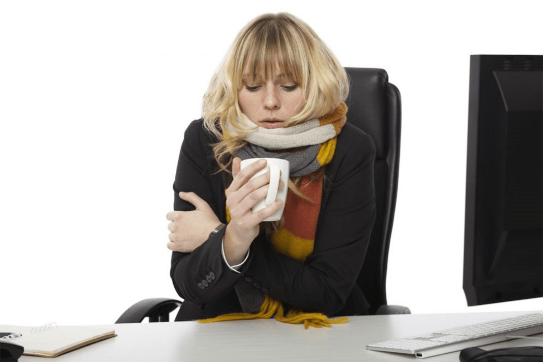 Kakšne so zakonske omejitve glede mraza na delovnem mestu